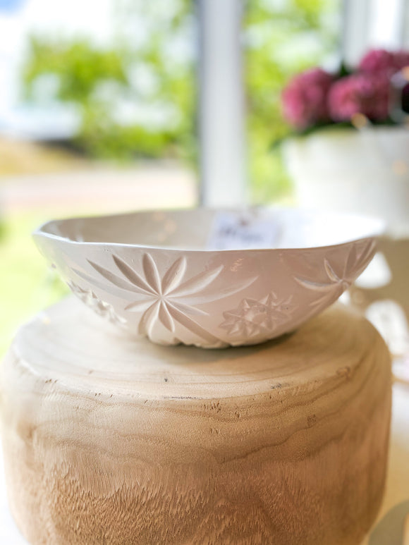 Constellation Bowl - Coconut White