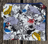 Children's Zippered Pouches