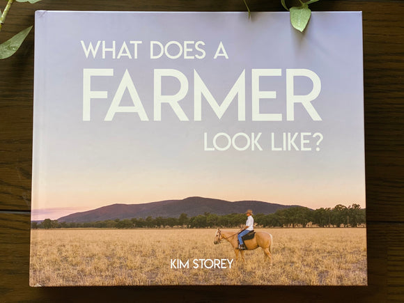 'What Does a Farmer Look Like?' by Kim Storey