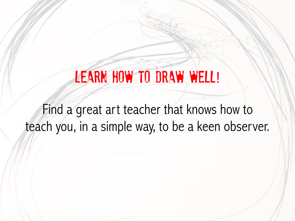 How to get great grades for IB, GCSE O & A level art, The Visionary ART Workshop Singapore art classes