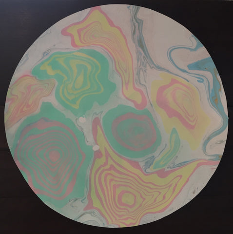 Marbling or suminagashi art, The Visionary ART Workshop Singapore