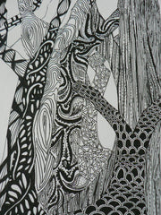 Patterns in Pen study by student