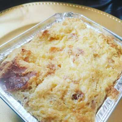 Family Size Bread Pudding (usa shipping)