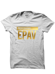 Professional Epav Unisex T'shirt (Metallic Gold Edition)