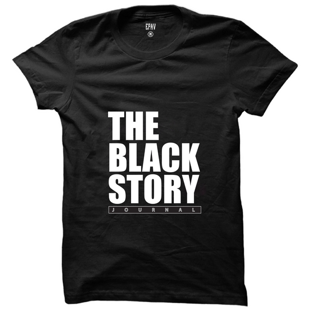 The Black Story T-Shirt