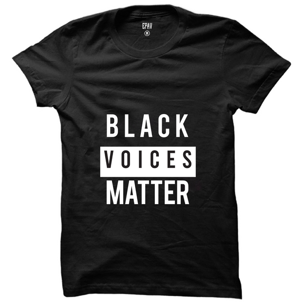 Black Voices Matter T-Shirt