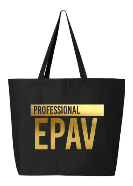 Professional Epav Tote (Metallic Gold Edition)