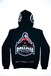 Nak Muay Nation Heavyweight Hoodies