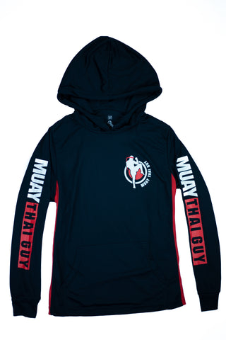 Muay Thai Guy DryFit Hoodies