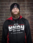 Nak Muay Nation Winter Beanie