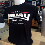 Nak Muay Nation Yearly VIP Membership