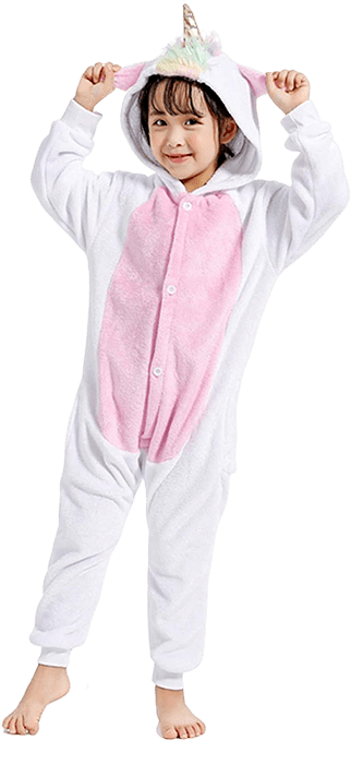 Cute Unicorn Costume for Kids