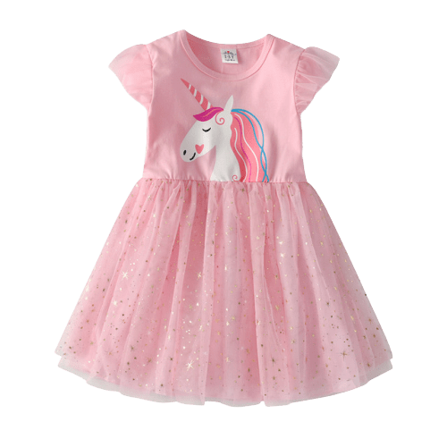 Fairy Birthday Party Dress for Girls