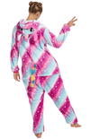 Fairy Unicorn Onesie Costume for Adult Back