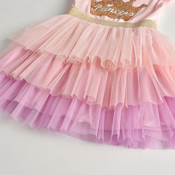 Princess Unicorn Tutu Dress Girls