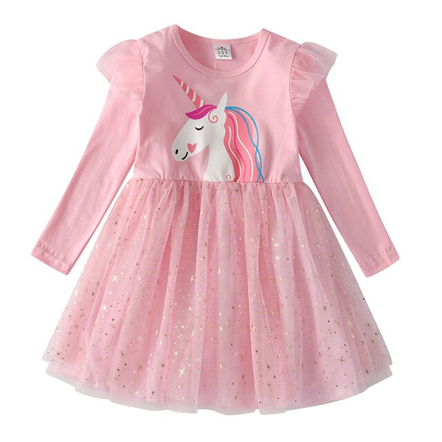 Well-Dressed Unicorn Costume Kids