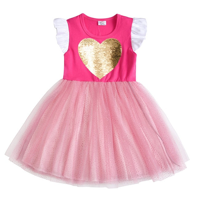 Fairy Dress Heart Symbol