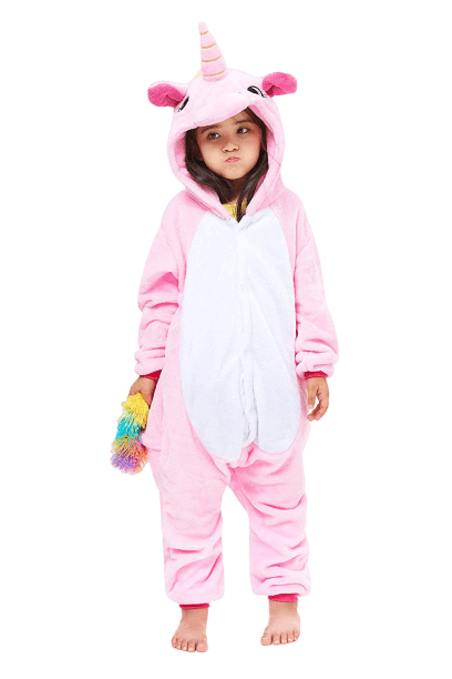 Unicorn Onesie Costume for Child and Toddler