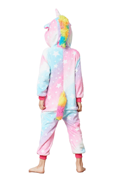 Unicorn Onesie Pajamas Unisex for Kids