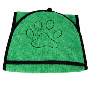 Dog Bath Towels Pet Dog Bath Towel for Small Medium Large