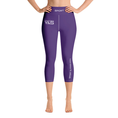 Leggings SPORT&FASHION morado