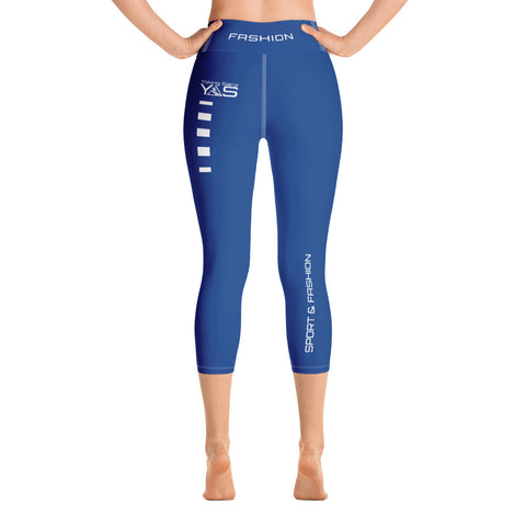 Leggings SPORT&FASHION azul oscuro