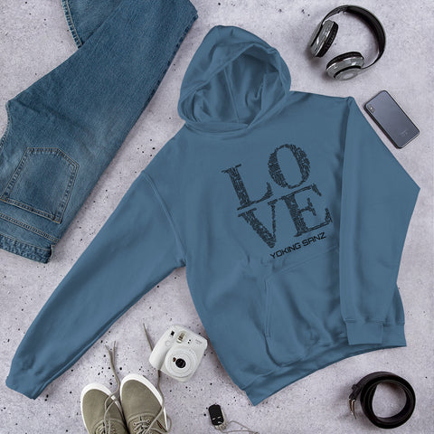 Sudadera LOVE FASHION