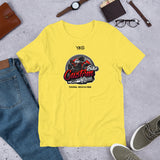 Camiseta de chico STYLE SPORT FASHION custom rojo