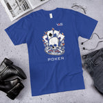Camiseta unisex STYLE FASHION poker