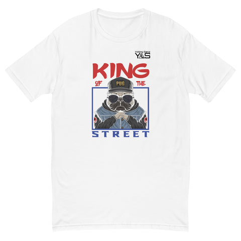 Camiseta de chico ajustada STYLE FASHION king color