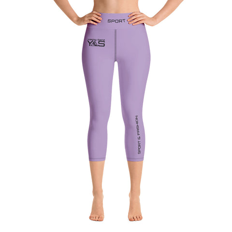 Leggings SPORT&FASHION morado claro