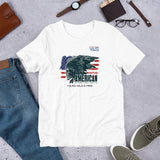 Camiseta unisex STYLE FASHION usa