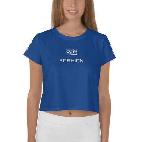 Camiseta corta SPORT&FASHION azul