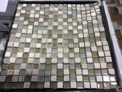 Anatolia Bliss Glass & Stone Elite Spa Mosaic