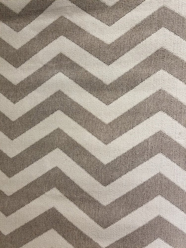 6x9 Herringbone Area Rug