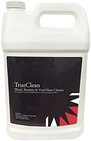 True Clean Wood, Bamboo & Vinyl Floor Cleaner Gallon
