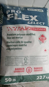 Proma Pro Flex Select White 50lbs