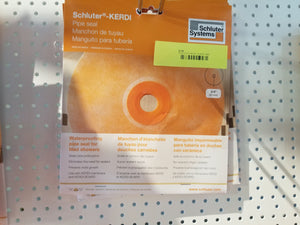 "Schluter-KERDI-SEAL-MV, KMSMV10235/114, 4 1/2"", 10 units"