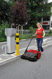 "Bissell Power Sweeper 31""W BG677"