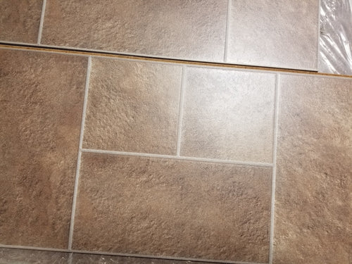 Shaw Laminate Tile Brookhurst