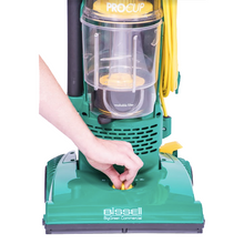 "Load image into Gallery viewer, Bissell 13.5"" ProCup Upright Vacuum"