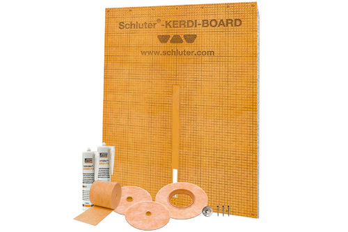 Schluter Kerdi Board Kit
