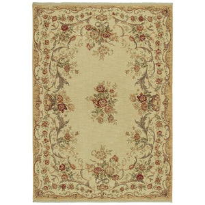 "5'5""x8"" Garden Romance by Shaw Living Area Rug"