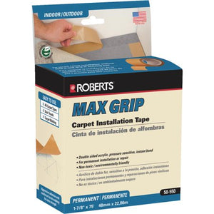 Roberts Double Sided Carpet Tape