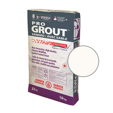 Load image into Gallery viewer, Proma Pro Grout Sanded Arctic White 10kg