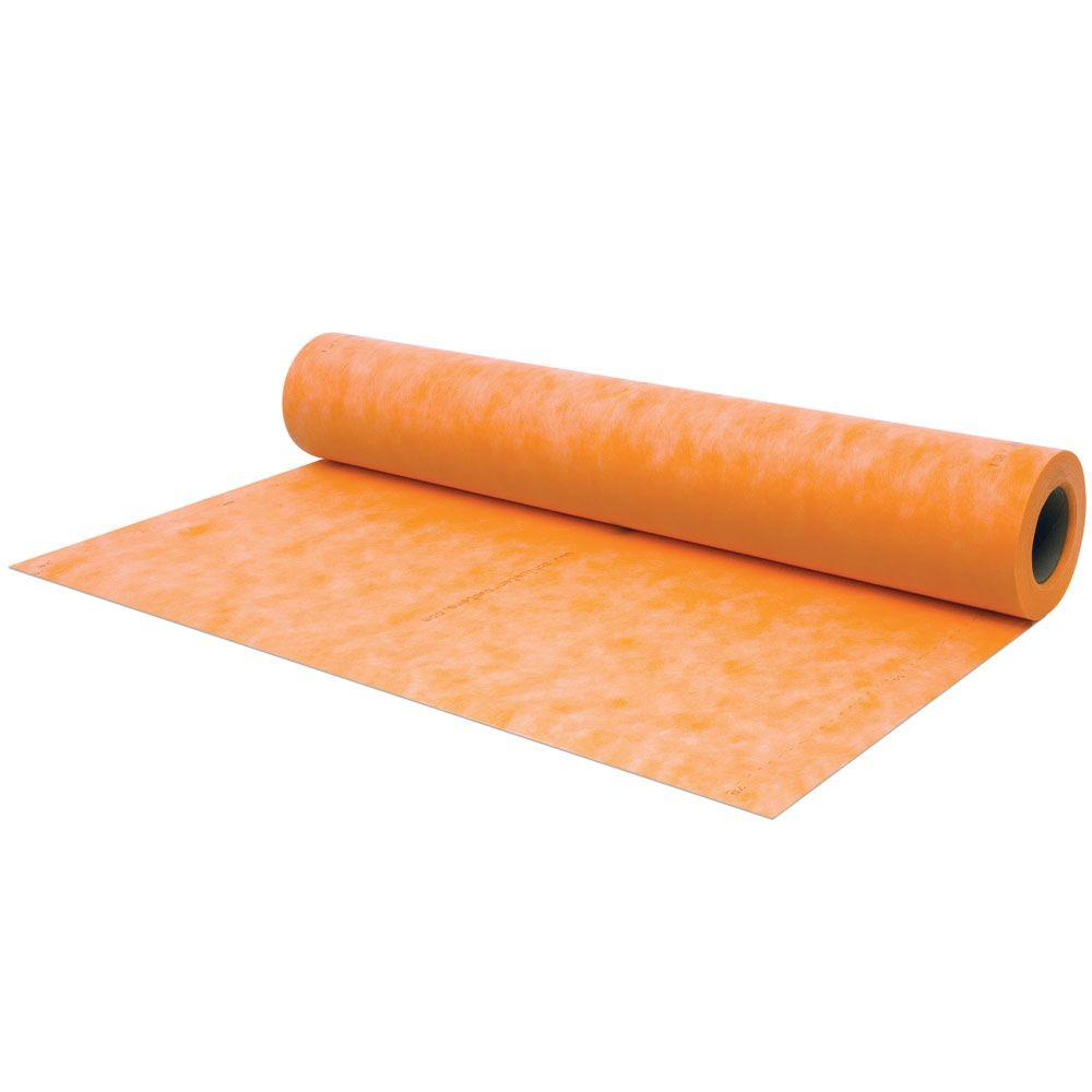 Schluter-Kerdi 3 ft. 3 in. x 33 ft. Waterproofing Membrane