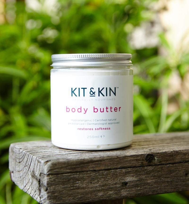 Kit & Kin Hypoallergenic Body butter