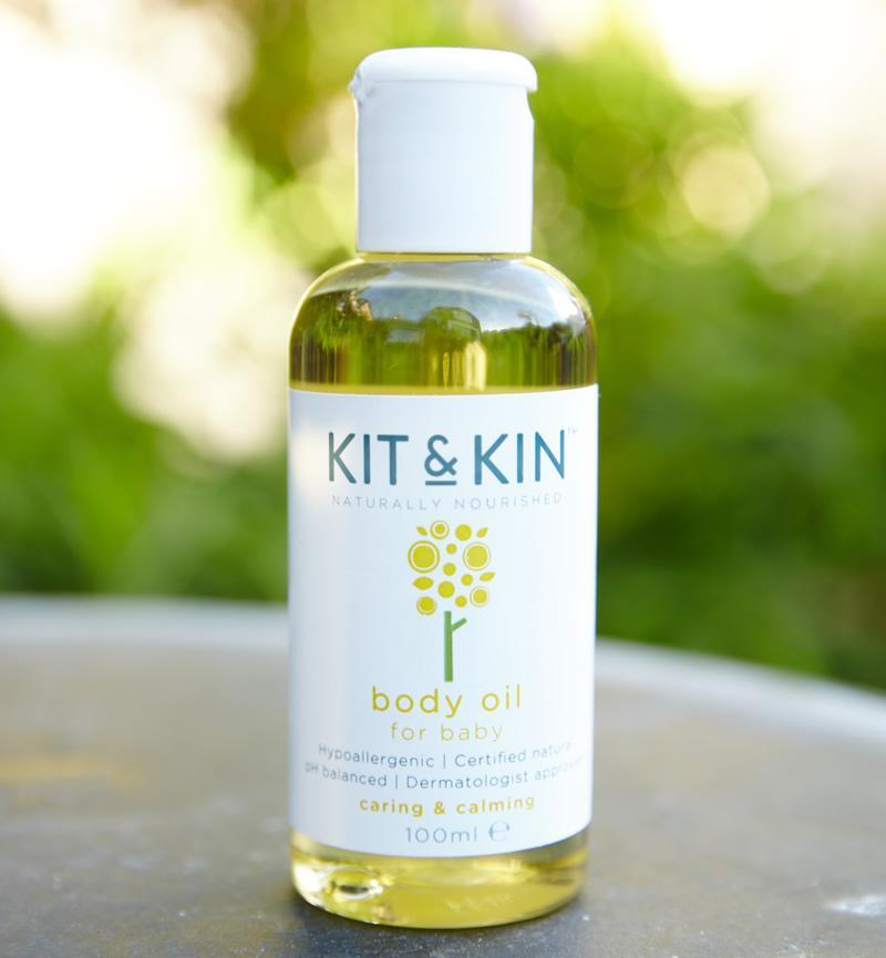 Kit & Kin Hypoallergenic Body oil