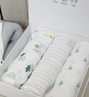 Kit & Kin organic muslins bundle