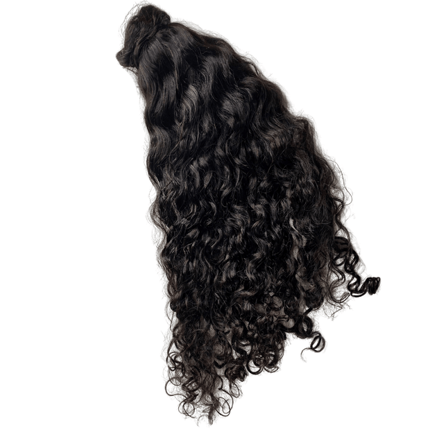 "22"" LUX 200g Beach Wavy Ponytail"